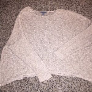 Oversized Knitted Long Sleeve